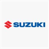 בתמונה- לוגו של סוזוקי