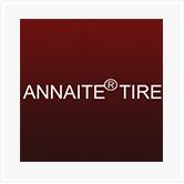 בתמונה -לוגו של annaite (יצרנית של צמיגים)