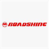 בתמונה- לוגו של roadshine (יצרנית של צמיגים)