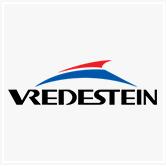 בתמונה- לוגו של vredesteine (יצרנית של צמיגים)